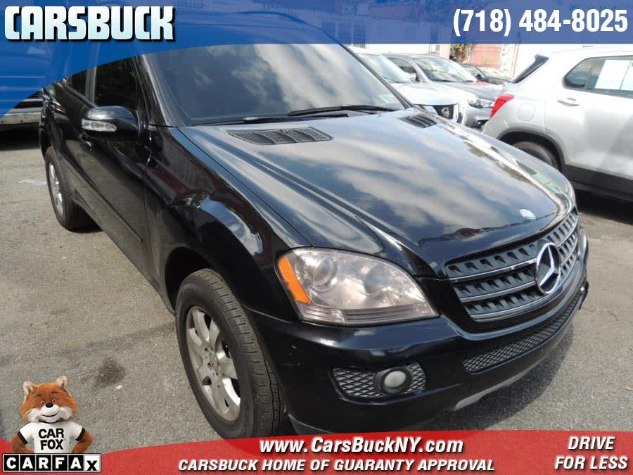 Used Mercedes-Benz M-Class 4MATIC 4dr 3.5L 2007 | Carsbuck Inc.. Brooklyn, New York