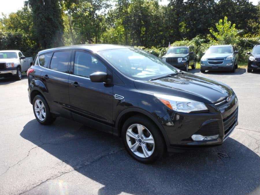 Used 2015 Ford Escape in Yantic, Connecticut | Yantic Auto Center. Yantic, Connecticut
