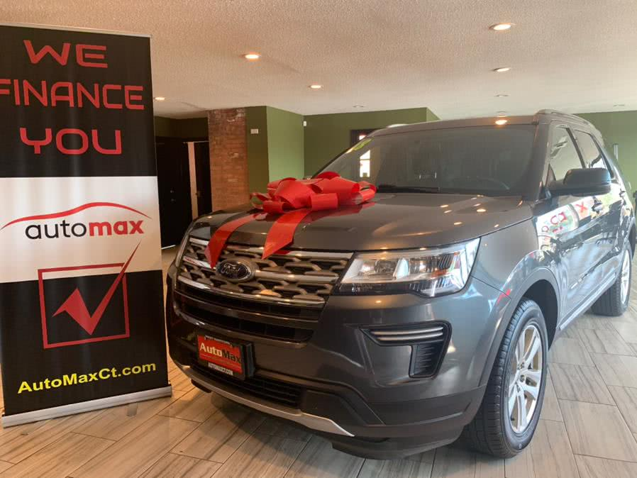 Used 2018 Ford Explorer in West Hartford, Connecticut | AutoMax. West Hartford, Connecticut
