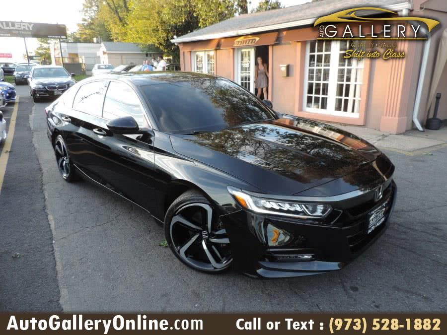 Used 2018 Honda Accord Sedan in Lodi, New Jersey | Auto Gallery. Lodi, New Jersey