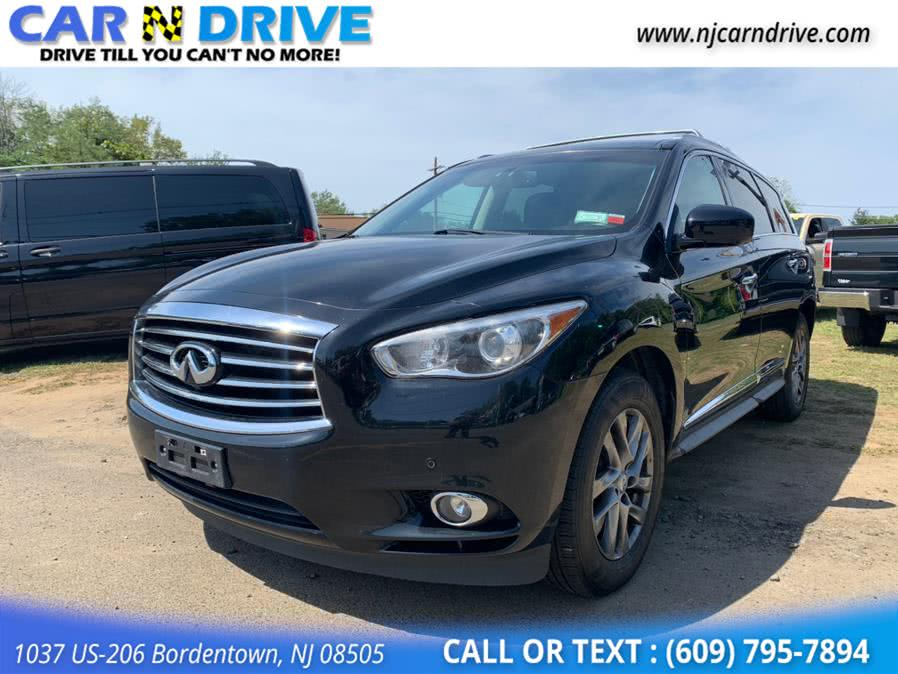 Used Infiniti Jx AWD 2013 | Car N Drive. Bordentown, New Jersey