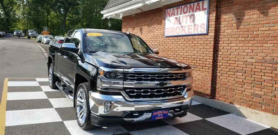Used 2017 Chevrolet Silverado 1500  6.2L in Waterbury, Connecticut | National Auto Brokers, Inc.. Waterbury, Connecticut