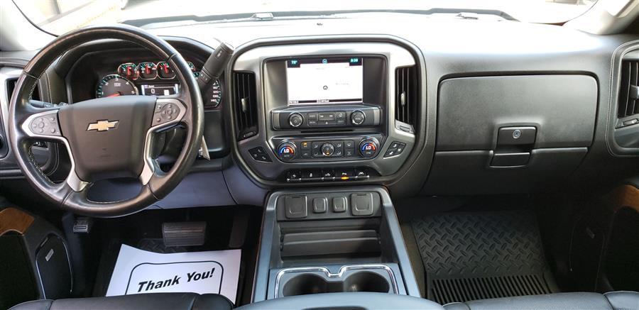 Used Chevrolet Silverado 1500  6.2L 4WD Double Cab LTZ 2017 | National Auto Brokers, Inc.. Waterbury, Connecticut