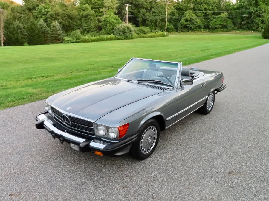 Used 1989 Mercedes-Benz 560 Series in North Salem, New York | Meccanic Shop North Inc. North Salem, New York
