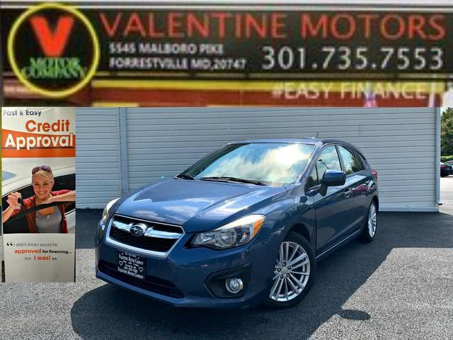 Used 2013 Subaru Impreza Wagon in Forestville, Maryland | Valentine Motor Company. Forestville, Maryland
