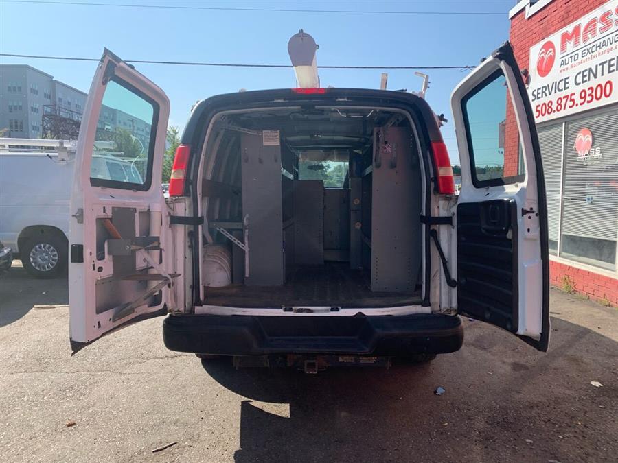 Used Chevrolet Express Cargo 2500 3dr Cargo Van w/ 1WT 2012   Mass Auto Exchange. Framingham, Massachusetts