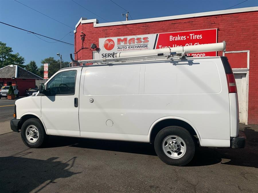 Used Chevrolet Express Cargo 2500 3dr Cargo Van w/ 1WT 2012 | Mass Auto Exchange. Framingham, Massachusetts