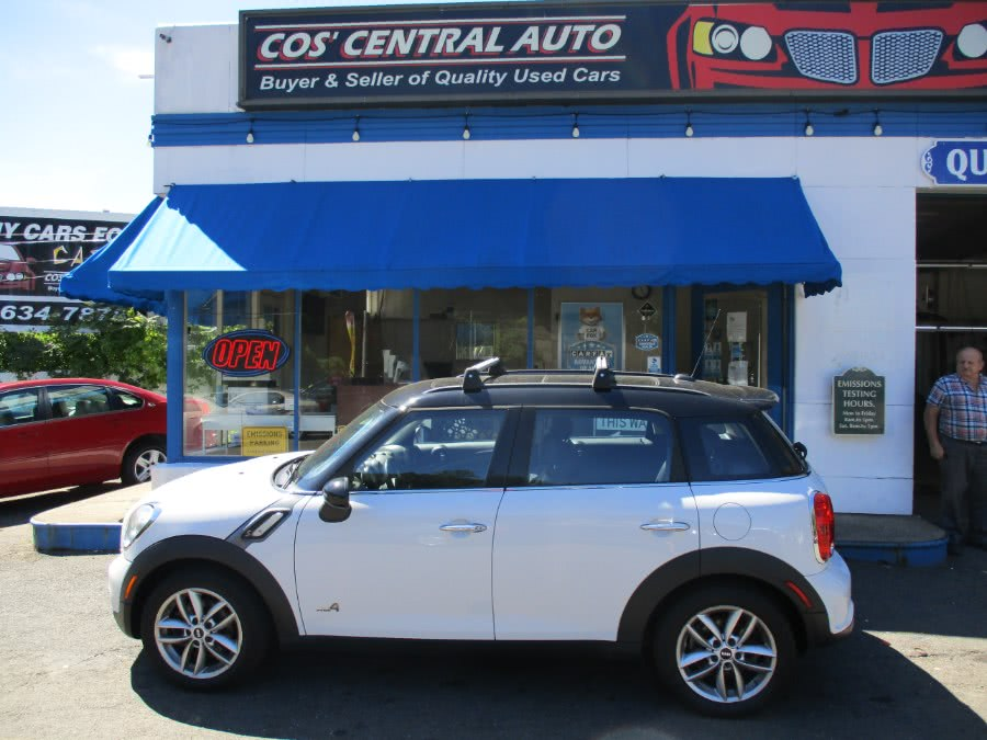 Used 2011 MINI Cooper Countryman in Meriden, Connecticut | Cos Central Auto. Meriden, Connecticut