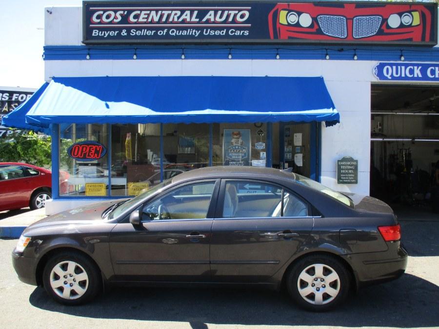 Used Hyundai Sonata GLS 2010 | Cos Central Auto. Meriden, Connecticut