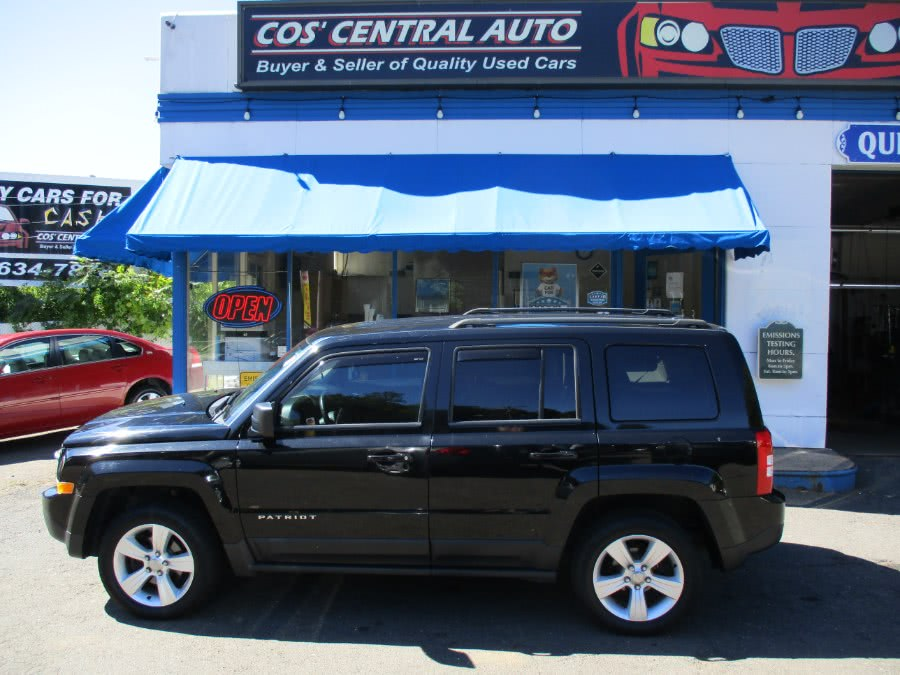 Used 2013 Jeep Patriot in Meriden, Connecticut | Cos Central Auto. Meriden, Connecticut