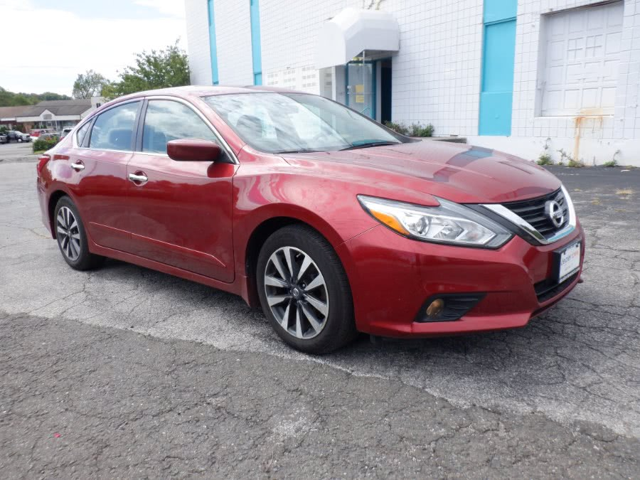 Used Nissan Altima 2.5 SR Sedan 2017 | Dealertown Auto Wholesalers. Milford, Connecticut