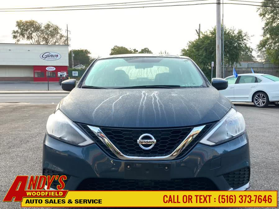 Used 2017 Nissan Sentra in West Hempstead, New York | Andy's Woodfield. West Hempstead, New York