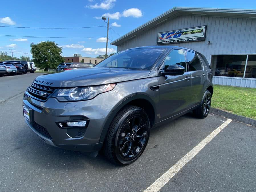 Used 2017 Land Rover Discovery Sport in Berlin, Connecticut | Tru Auto Mall. Berlin, Connecticut
