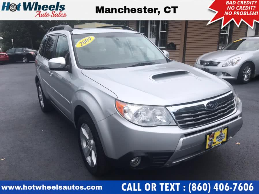 Used 2009 Subaru Forester in Manchester, Connecticut | Hot Wheels Auto Sales LLC. Manchester, Connecticut