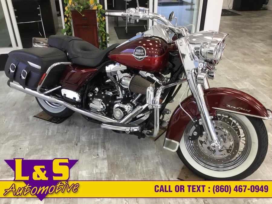 Used 2008 Harley Davidson Road King in Plantsville, Connecticut | L&S Automotive LLC. Plantsville, Connecticut