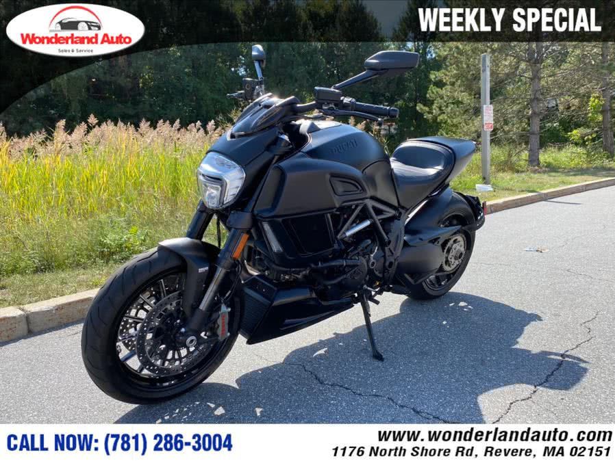 Used 2015 DUCATI Diavel in Revere, Massachusetts | Wonderland Auto. Revere, Massachusetts
