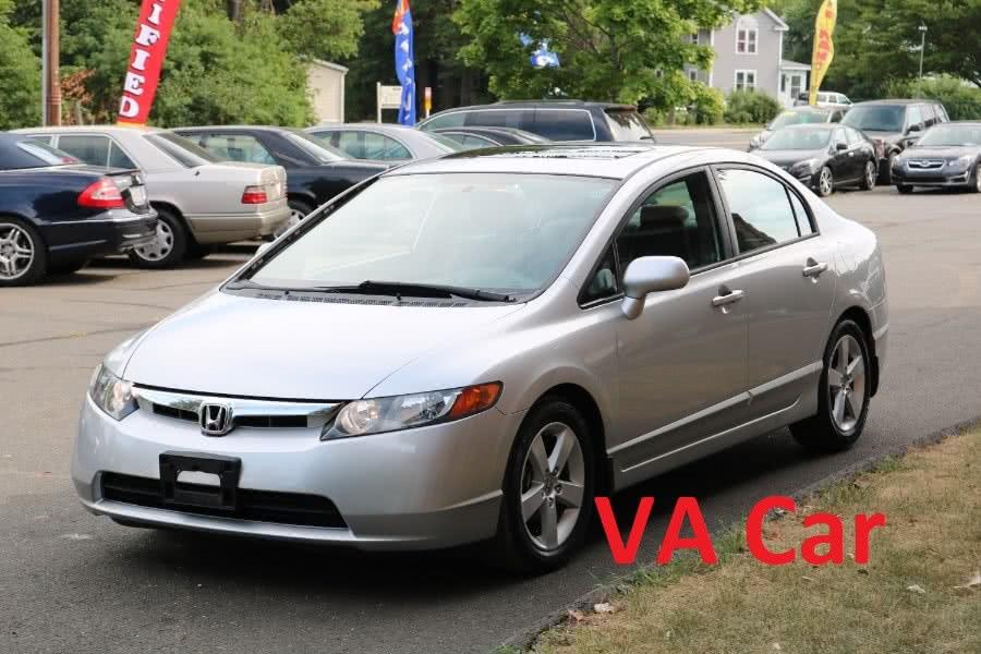Used 2006 Honda Civic Sdn in Bristol, Connecticut | Dealmax Motors LLC. Bristol, Connecticut