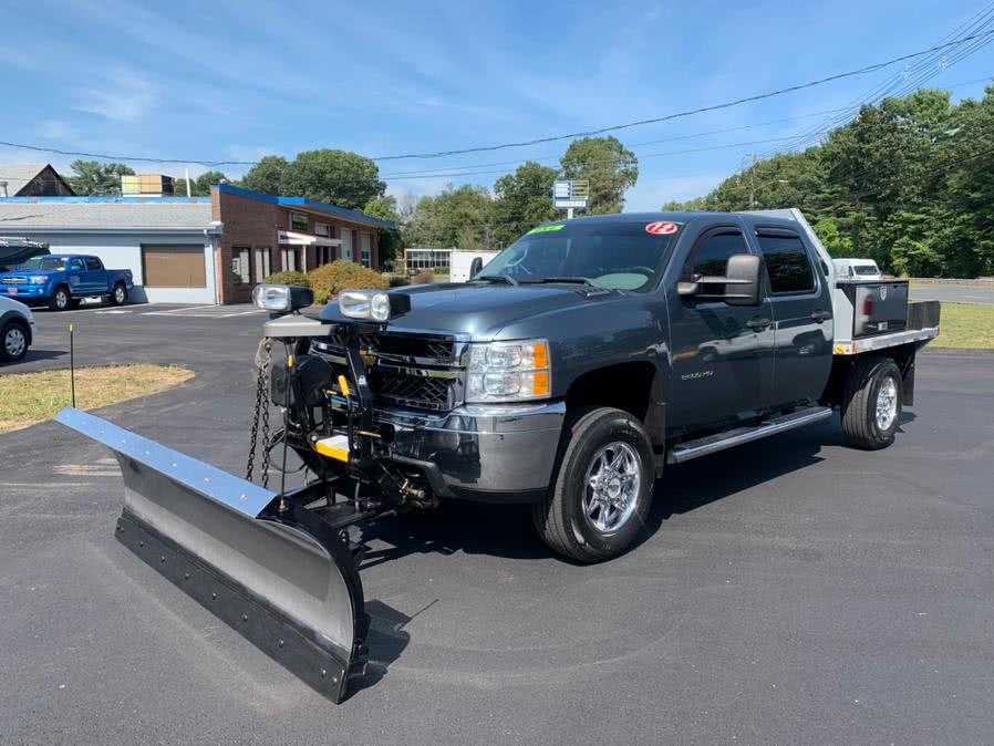"""Used Chevrolet Silverado 2500HD 4WD Crew Cab 153.7"""" Work Truck 2012 