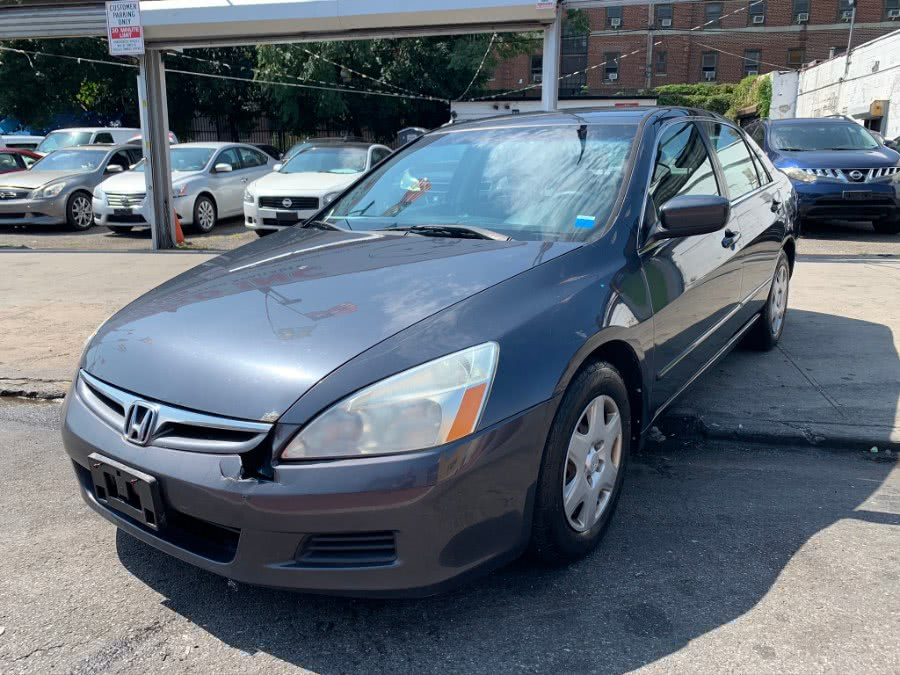 Used Honda Accord Sdn 4dr I4 AT LX PZEV 2007 | Wide World Inc. Brooklyn, New York