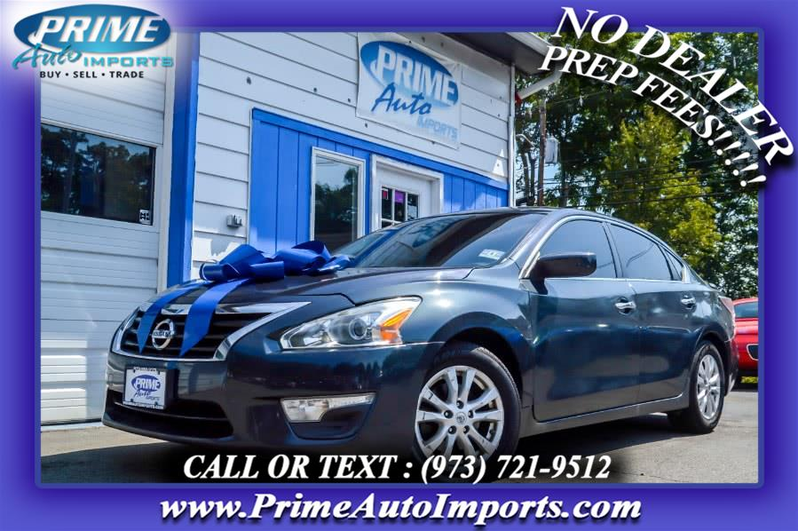 Used 2014 Nissan Altima in Bloomingdale, New Jersey | Prime Auto Imports. Bloomingdale, New Jersey