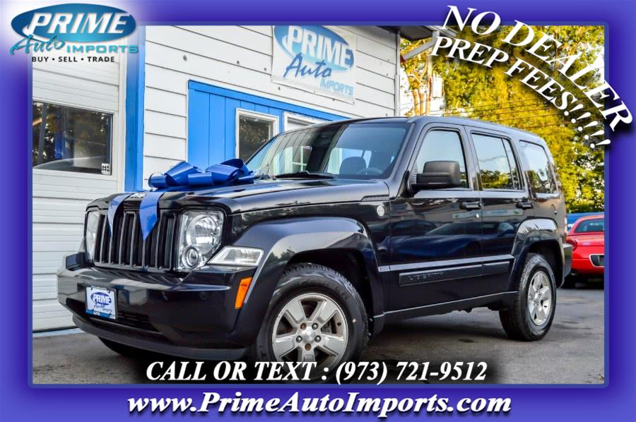 Used 2010 Jeep Liberty in Bloomingdale, New Jersey | Prime Auto Imports. Bloomingdale, New Jersey