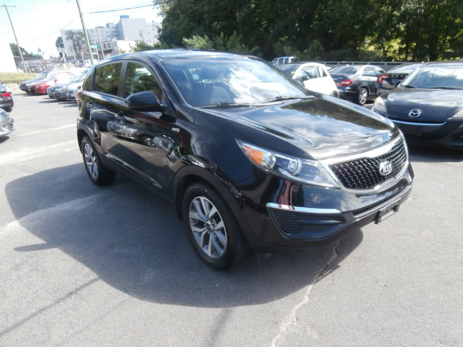 Used Kia Sportage AWD 4dr LX 2015 | Jim Juliani Motors. Waterbury, Connecticut