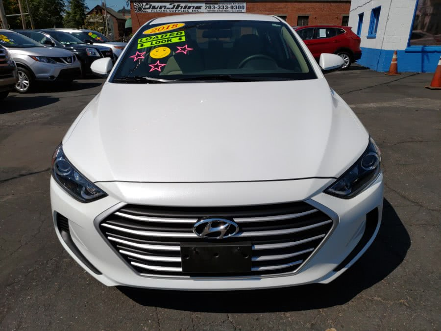 Used Hyundai Elantra SE 2.0L Auto (Alabama) 2018 | Affordable Motors Inc. Bridgeport, Connecticut