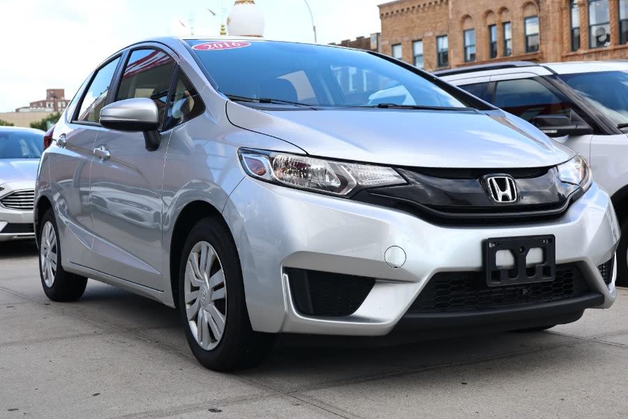 Used Honda Fit 5dr HB CVT LX 2016   Hillside Auto Mall Inc.. Jamaica, New York