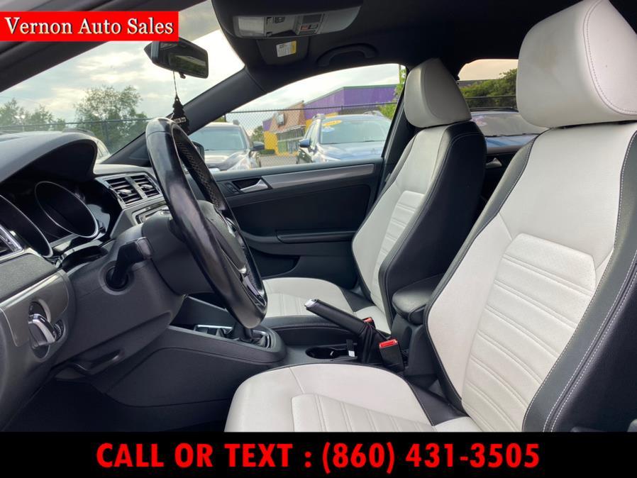 Used Volkswagen Jetta Sedan 4dr Man 1.8T Sport PZEV 2016   Vernon Auto Sale & Service. Manchester, Connecticut