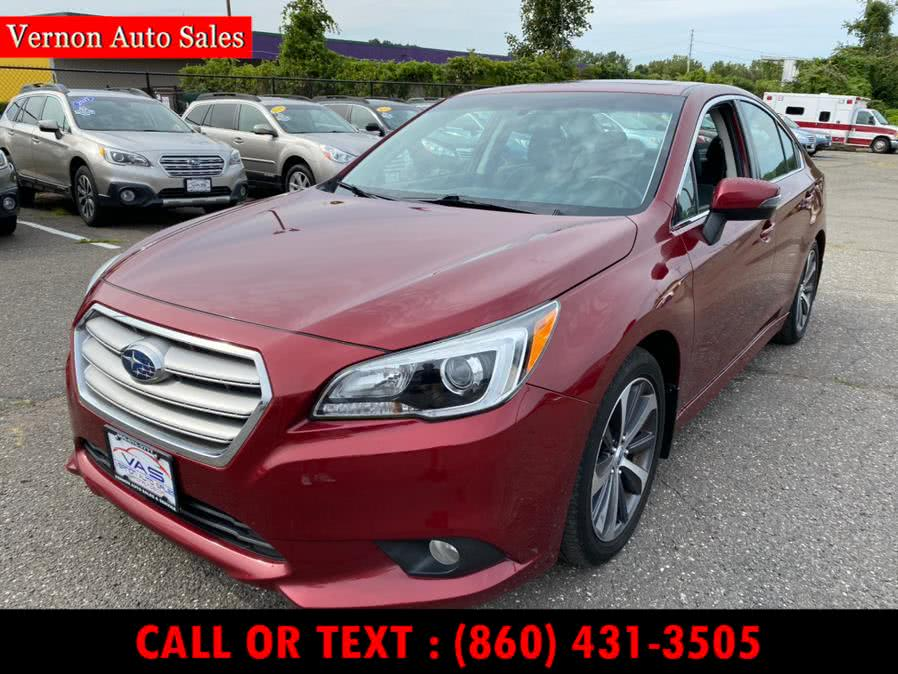 Used 2015 Subaru Legacy in Manchester, Connecticut | Vernon Auto Sale & Service. Manchester, Connecticut