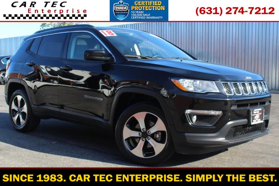 Used 2018 Jeep Compass in Deer Park, New York | Car Tec Enterprise Leasing & Sales LLC. Deer Park, New York