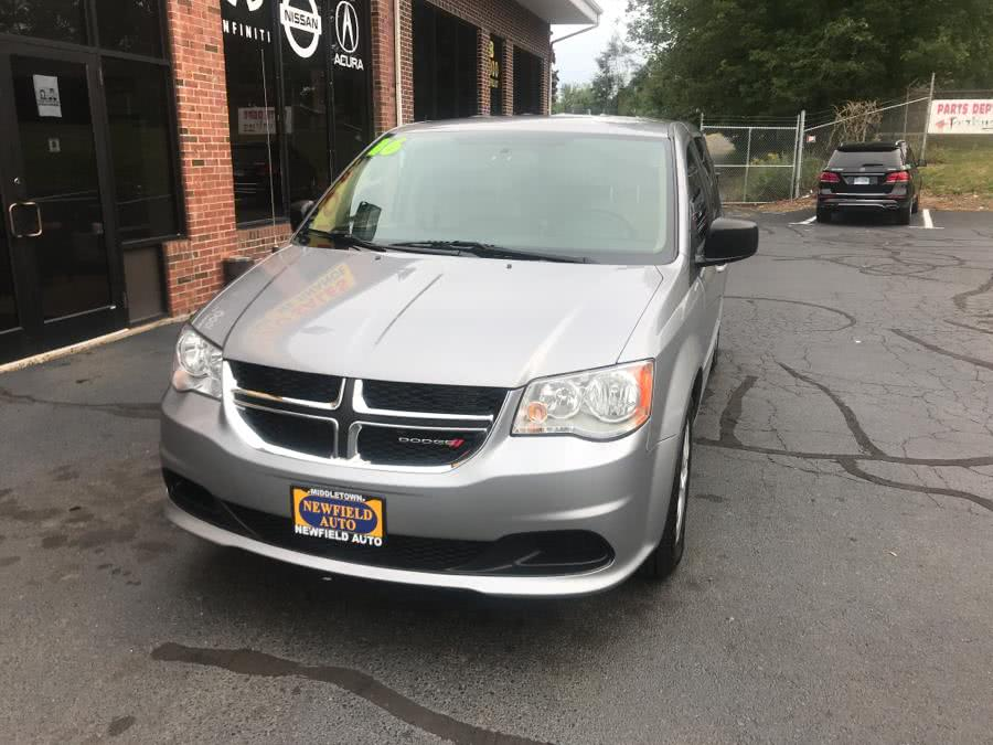 Used Dodge Grand Caravan 4dr Wgn SE 2016 | Newfield Auto Sales. Middletown, Connecticut
