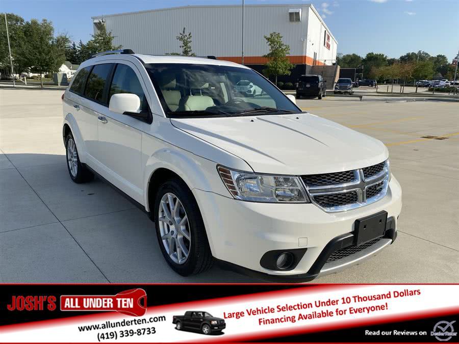 Used 2012 Dodge Journey in Elida, Ohio | Josh's All Under Ten LLC. Elida, Ohio
