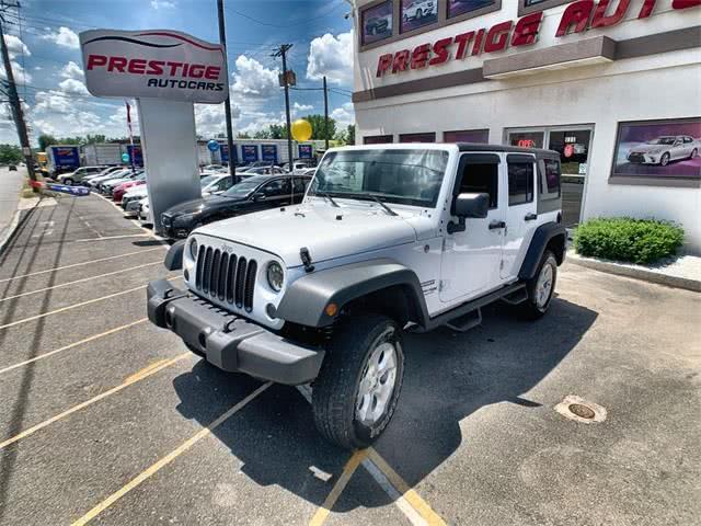 Used Jeep Wrangler Jk Unlimited Sport 2018 | Prestige Auto Cars LLC. New Britain, Connecticut