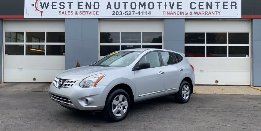 Used 2013 Nissan Rogue in Waterbury, Connecticut | West End Automotive Center. Waterbury, Connecticut