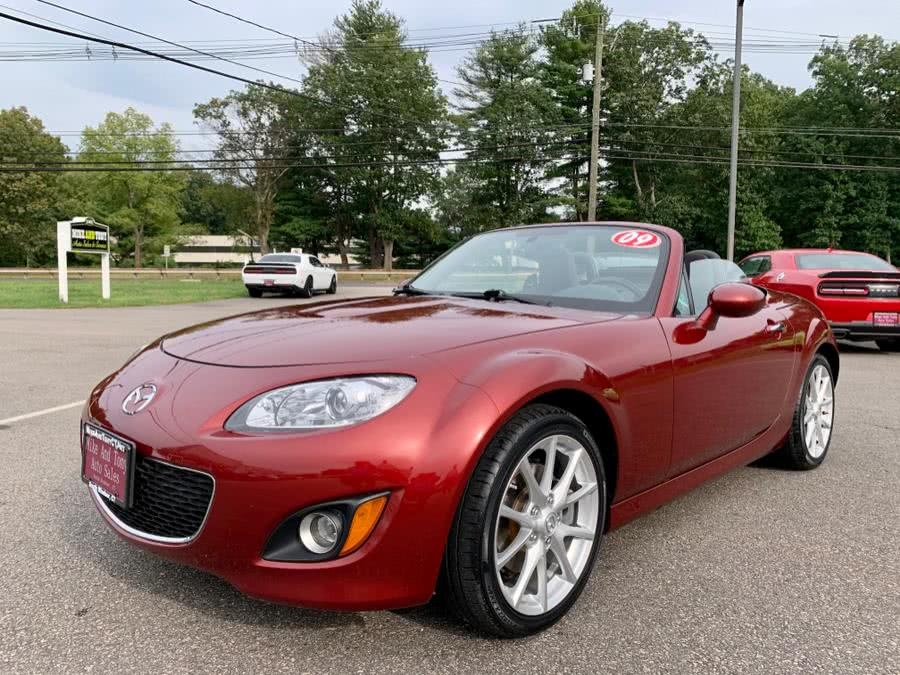 Used 2009 Mazda MX-5 Miata in South Windsor, Connecticut | Mike And Tony Auto Sales, Inc. South Windsor, Connecticut