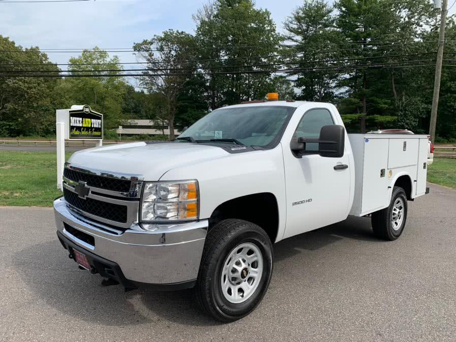 """Used Chevrolet Silverado 2500HD 4WD Reg Cab 133.7"""" Work Truck 2014 