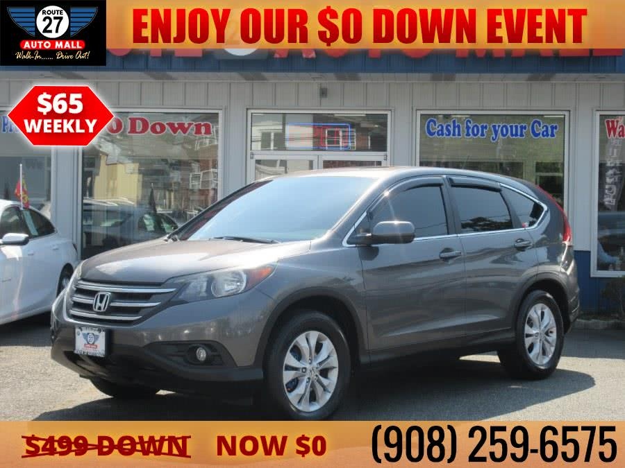 Used 2014 Honda CR-V in Linden, New Jersey | Route 27 Auto Mall. Linden, New Jersey