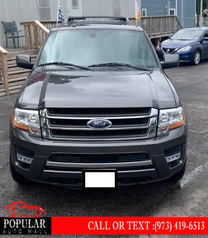 Used 2017 Ford Expedition in Newark , New Jersey | Popular Auto Mall Inc . Newark , New Jersey