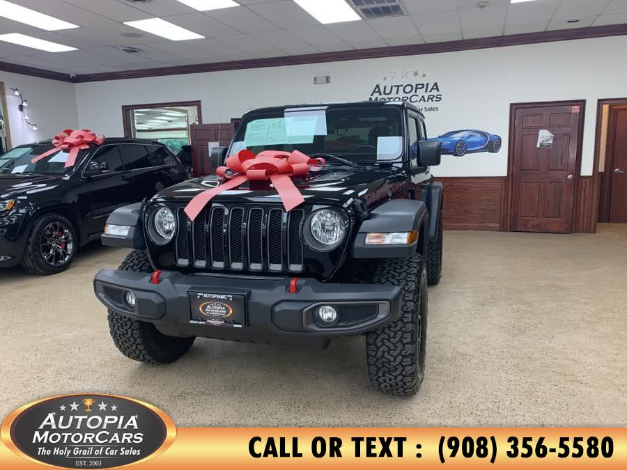 Used Jeep Wrangler Rubicon 4x4 2020 | Autopia Motorcars Inc. Union, New Jersey