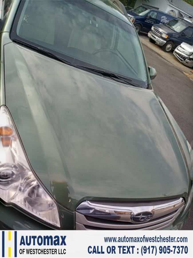 Used 2011 Subaru Outback in Port Chester, New York | Automax of Westchester LLC. Port Chester, New York