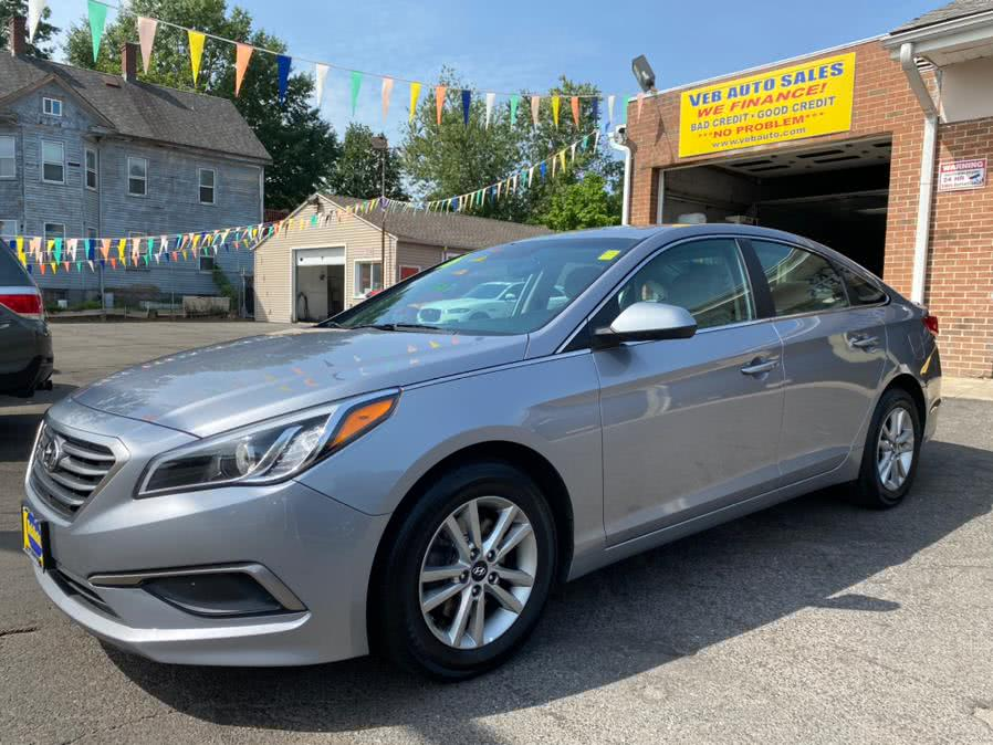 Used 2016 Hyundai Sonata in Hartford, Connecticut | VEB Auto Sales. Hartford, Connecticut