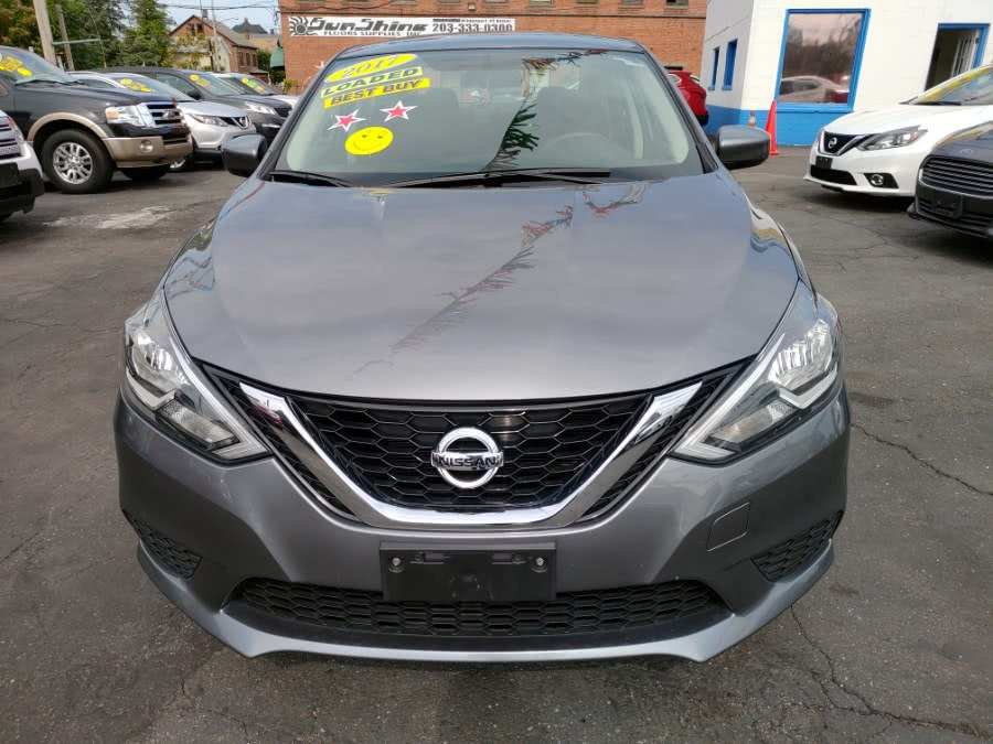 Used 2017 Nissan Sentra in Bridgeport, Connecticut | Affordable Motors Inc. Bridgeport, Connecticut