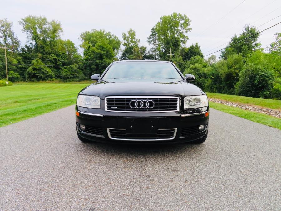 Used Audi A8 4dr Sdn 4.2L quattro Auto 2005 | Meccanic Shop North Inc. North Salem, New York