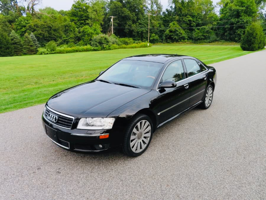 Used 2005 Audi A8 in North Salem, New York | Meccanic Shop North Inc. North Salem, New York