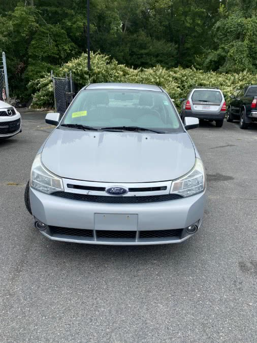Used Ford Focus 4dr Sdn SES 2008 | J & A Auto Center. Raynham, Massachusetts
