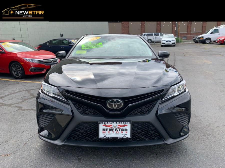 Used Toyota Camry SE 2018   New Star Motors. Chelsea, Massachusetts