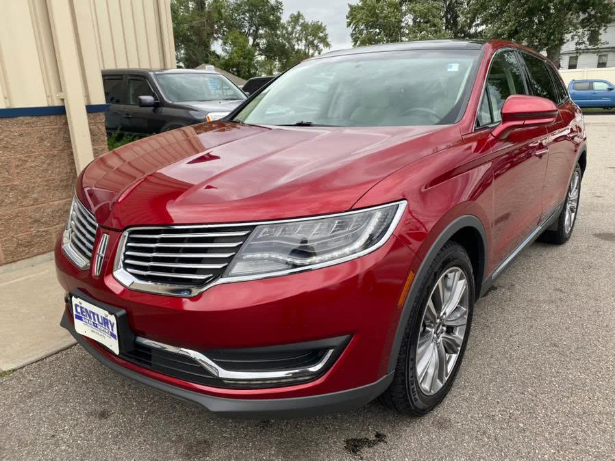 Used 2016 Lincoln MKX in East Windsor, Connecticut | Century Auto And Truck. East Windsor, Connecticut