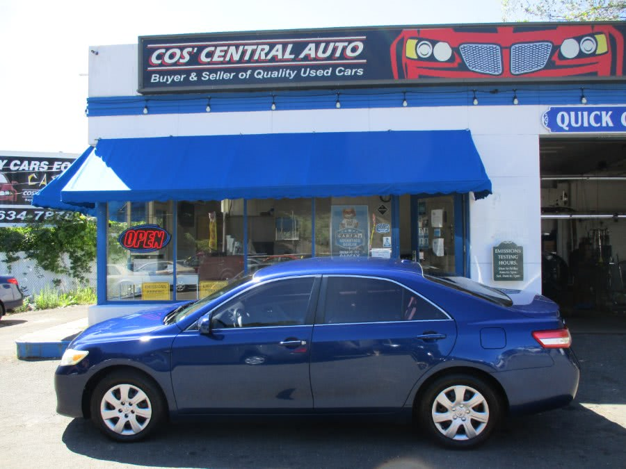 Used 2011 Toyota Camry in Meriden, Connecticut | Cos Central Auto. Meriden, Connecticut