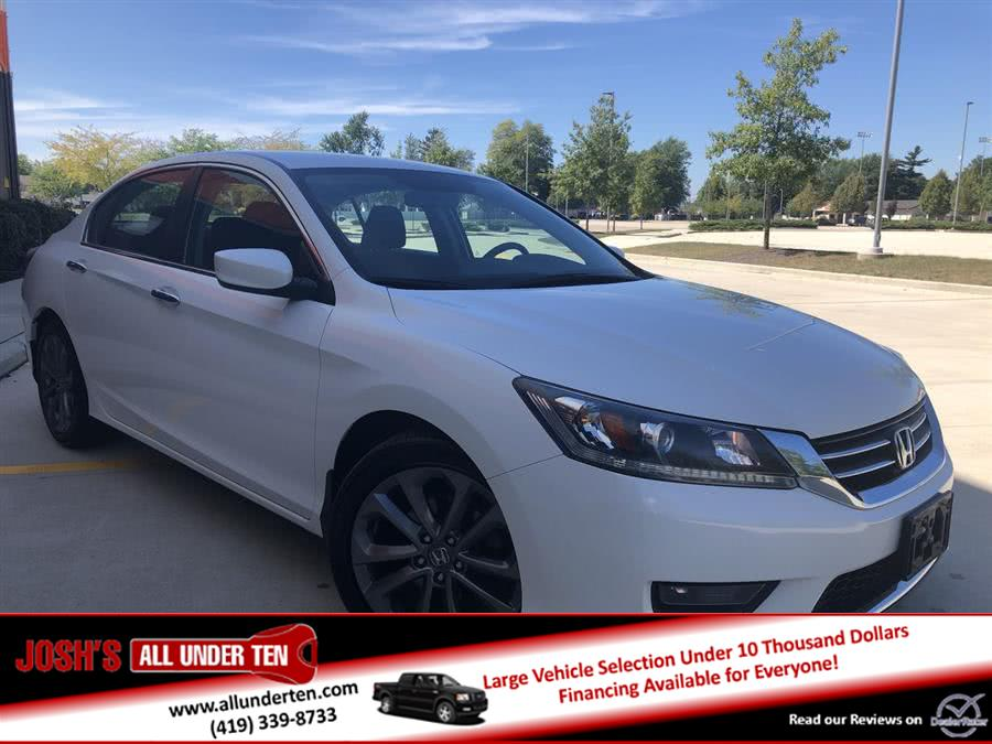 Used 2014 Honda Accord Sedan in Elida, Ohio | Josh's All Under Ten LLC. Elida, Ohio